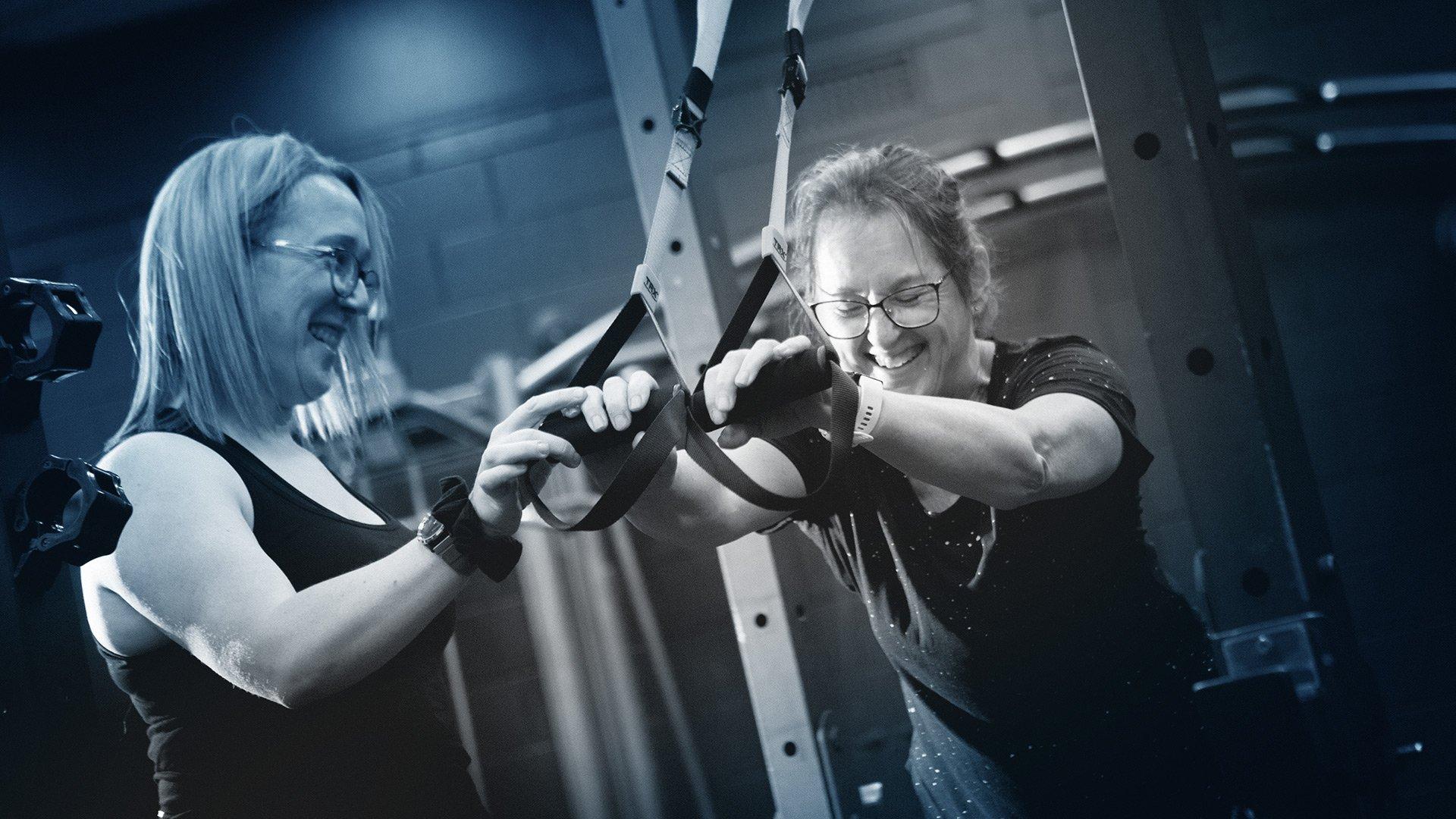 Fitness Life Studios - TRX